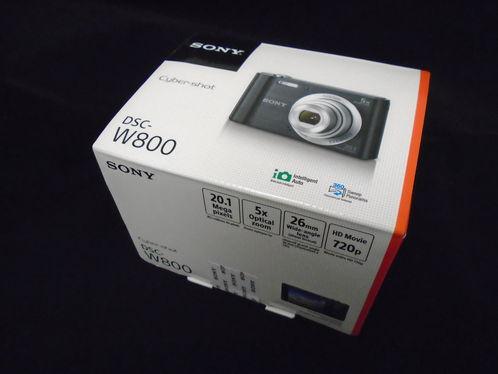Sony Cyber-shot DSC-W800 image #1